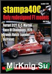 Ferrari 312T - G. C. Martini race of champions 1976 [Stampa400, № 250]