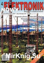 Nowy Elektronik №4 2001