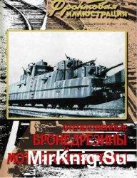 Отечественные бронедрезины и мотоброневагоны