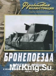 Бронепоезда Красной Армии в Великой Отечественной войне 1941-1945. Часть 1