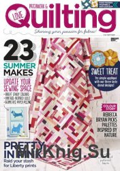 Love Patchwork & Quilting № 37 2016