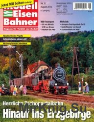 Modelleisenbahner 2016-08