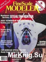 FineScale Modeler 1987-02