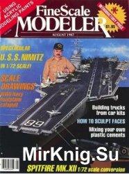 FineScale Modeler 1987-08