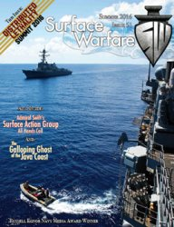 Surface Warfare Magazine Vol.51 (Summer 2016)
