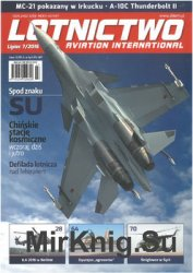 Lotnictwo Aviation International 7/2016