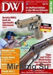 DWJ - Magazin fur Waffenbesitzer 2016-08