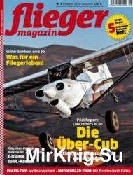Fliegermagazin 2016-08