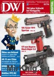DWJ - Magazin fur Waffenbesitzer 2016-07