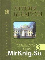 Регионы Беларуси.Т.3. Гомельская область. Книга 1