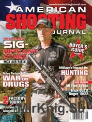 American Shooting Journal 2016-08