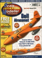 Scale Aviation Modeller Internatational №10 2005