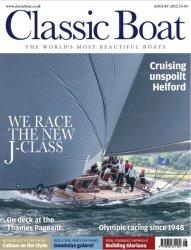 ClassicBoat №8 2012