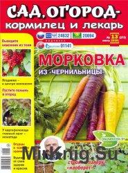 Сад, огород – кормилец и лекарь №13 2016
