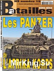 Les Panzers de L'Afrikas Korps (Batailles Hors-Serie №15)