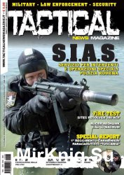 Tactical News Magazine – Agosto 2011