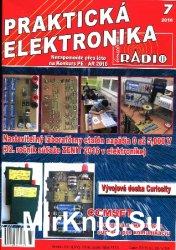 A Radio. Prakticka Elektronika №7 2016