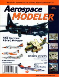 Aerospace Modeler Fall 2007 (№8)