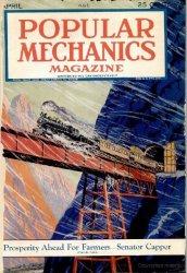 Popular Mechanics №4 1924