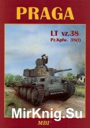 Praga LT vz.38 Pz.Kpfw. 38(t) (MBI)