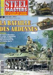 La Bataille Des Ardennes Tome 3 (Steel Masters Hors-Serie 29)