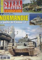 Normandie La Poche de Falaise-2 (Steel Masters Hors-Serie 27)