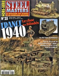 France 1940 (Steel Masters Hors-Serie 25)