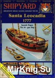 Santa Leocadia, 1777г.  [Shipyard 28]