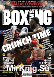 Boxing News 21 July 2016