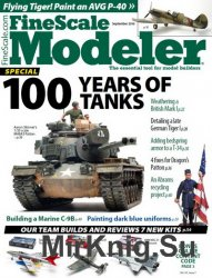 FineScale Modeler September 2016