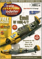 Scale Aviation Modeller Internatational №11 2005