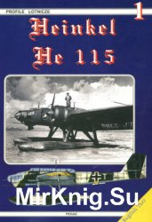 Heinkel He 115 (Profile Lotnicze 1)