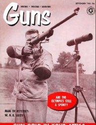Guns Magazine  №9(69) 1960