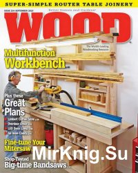 Wood Magazine №234 - September 2015