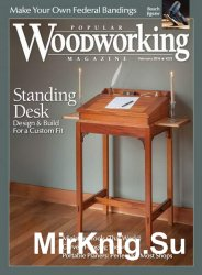 Popular Woodworking №223 2016