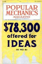 Popular Mechanics №6 1924