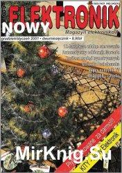 Nowy Elektronik №6 2000