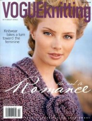 Vogue Knitting - Winter 2005