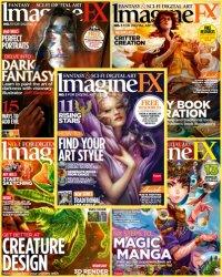 ImagineFX. Архив за 2014 год