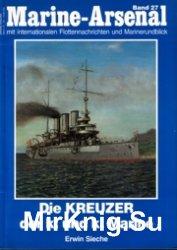 Marine-Arsenal 027 - Die Kreuzer der k. und k. Marine