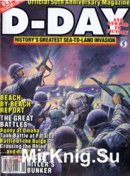 D-Day and Onward to Victory (50th Anniversary Magazine)