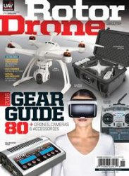 Rotor Drone Magazine – November/December 2015