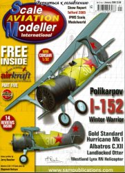 Scale Aviation Modeller Internatational №1 2006