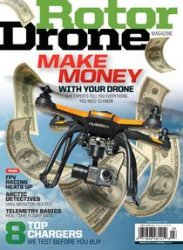 Rotor Drone Magazine – March-April 2016