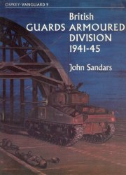 British Guards Armoured Division 1941-45