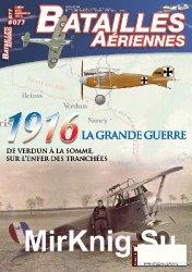 Batailles Aeriennes N°077 - Juillet/Aout/Septembre 2016
