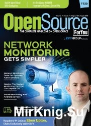 Open Source For You - August 2016 (Volume: 04 Issue: 11)