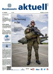 Bundeswehr aktuell №29 от 25.07.2016