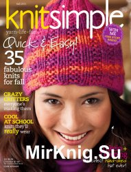 Knit Simple Fall 2011