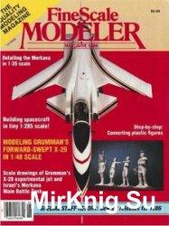 FineScale Modeler 1986-05/06